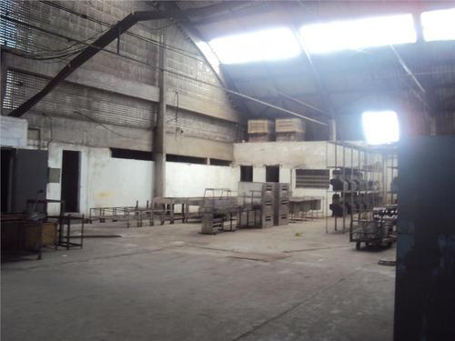 galpão  industrial para locação, parque da mooca, são paulo. - ga0016