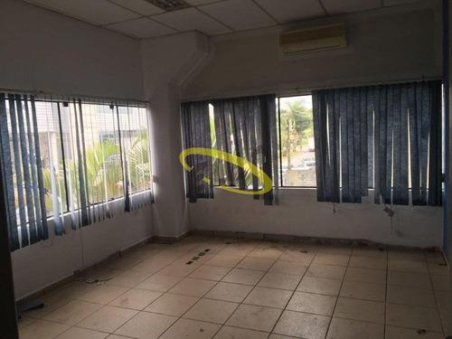 galpão industrial para locação, parque industrial san josé, cotia - ga0356. - ga0356