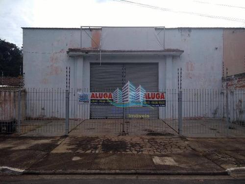 galpão industrial para locação, parque ortolândia, hortolândia. - ga0018