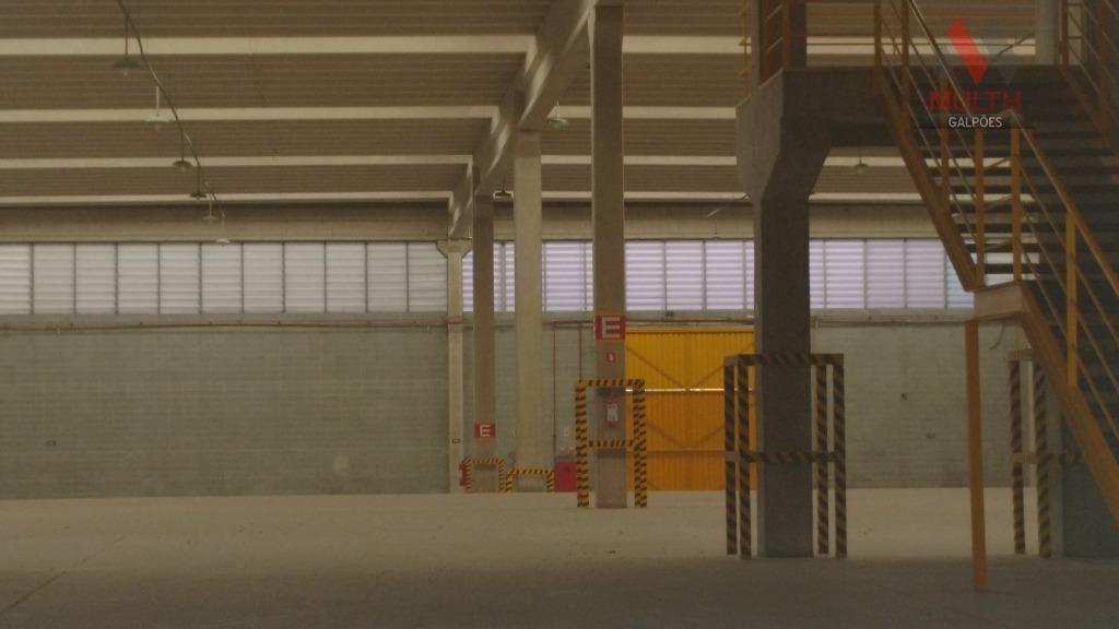galpão  industrial para locação, piratininga, osasco. - ga0135