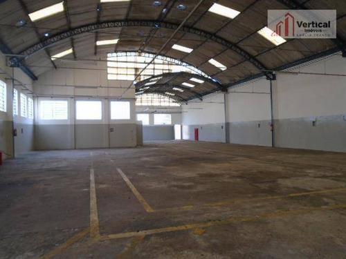 galpão industrial para locação, vila invernada, são paulo - ga0286. - ga0286