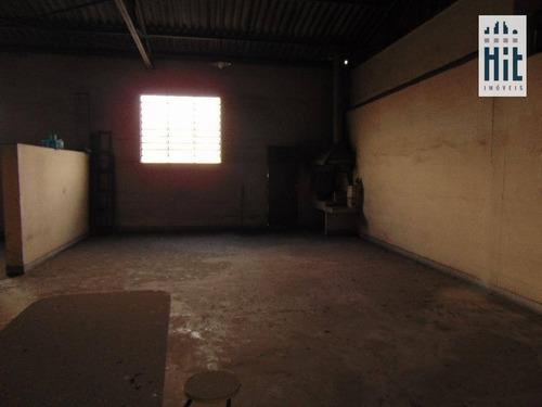 galpão industrial para locação, vila prudente, são paulo. - ga0039