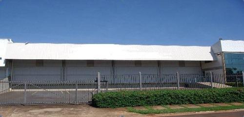 galpão industrial para locação, vila san martin, campinas. - codigo: ga0059 - ga0059
