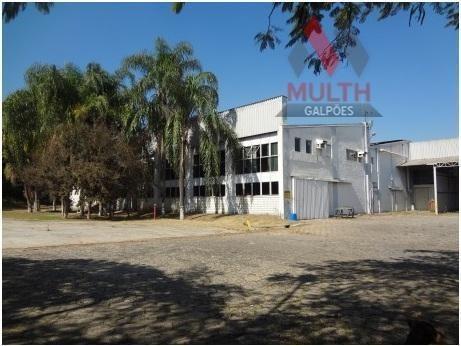 galpão industrial para venda e locação, éden, sorocaba. - ga0276