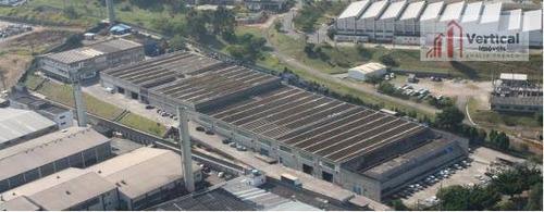 galpão industrial para venda e locação, planalto, são bernardo do campo - ga0125. - ga0125