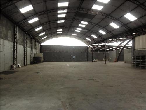 galpão industrial para venda e locação, quinta da paineira, são paulo. - ga0033