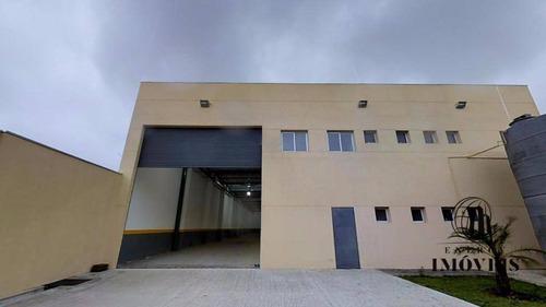 galpão industrial para venda e locação, vila monumento, são paulo. - ga0022