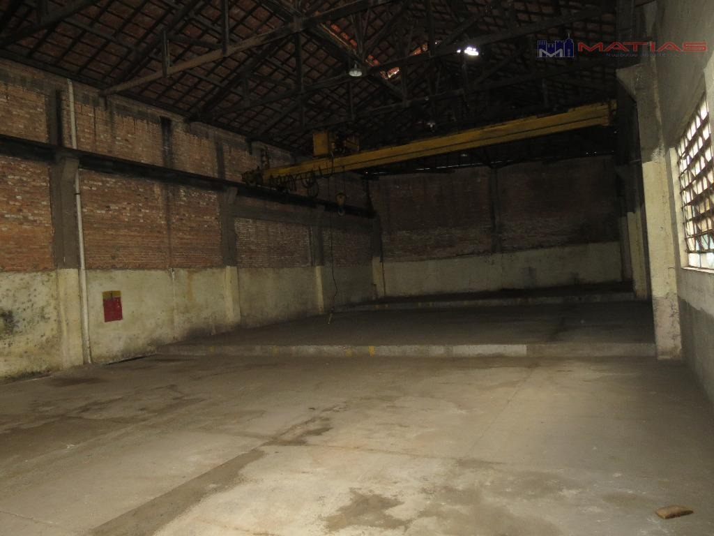 galpão industrial para venda e locação, vila regente feijó, são paulo. - ga0023