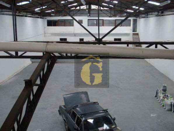 galpão industrial parque da moóca, são paulo. - ga0065