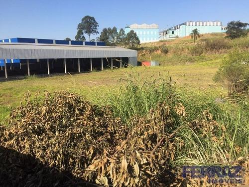 galpão industrial próximo a via dutra - te0483