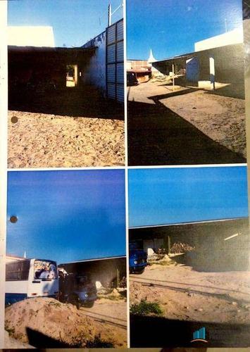 galpão industrial à venda, centro, pacajús - ga0036. - ga0036