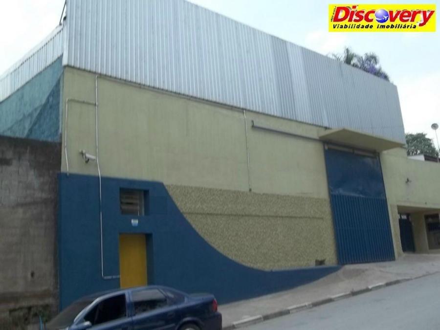 galpão  industrial à venda, cidade industrial satélite de são paulo, guarulhos. - ga0006