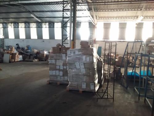 galpão industrial à venda, éden, sorocaba - ga0011. - ga0011
