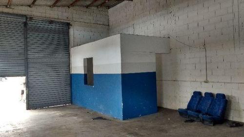 galpão industrial à venda em frente a rodovia. ref.277 /229