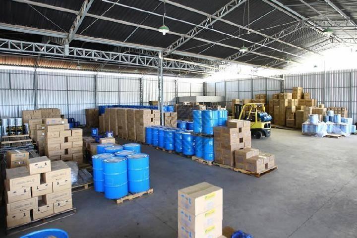 galpão industrial à venda, iporanga, sorocaba. - ga0093