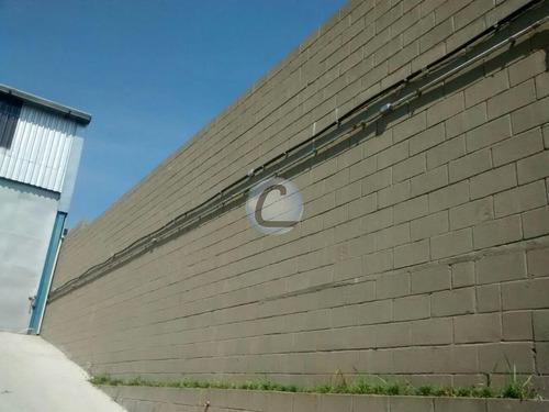 galpão industrial à venda, jardim da represa, são bernardo do campo. - ga0013