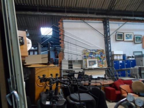 galpão industrial à venda, jardim mirna, taboão da serra - ga2188. - ga2188 - 33873690