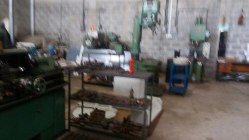 galpão industrial à venda, vila floresta, santo andré. - ga0253