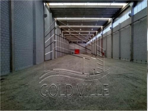 galpão industrial à venda, vila menk, osasco - ga1279. - ga1279 - 33872792