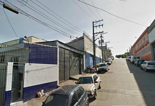 galpão  industrial à venda, vila nova york, são paulo. - codigo: ga0003 - ga0003