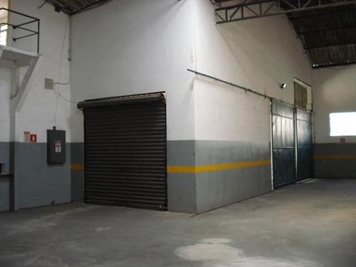 galpão - locação - 6632