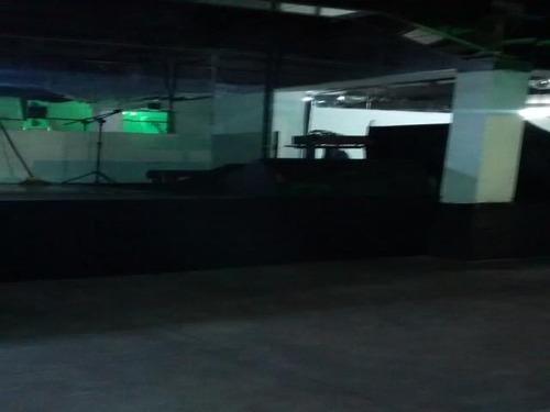 galpão - locação - 9485