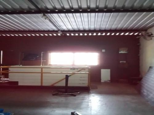 galpão - locação - do lado metro vila sônia - 10346