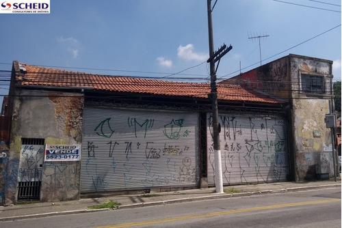 galpão localizado em rua de grande movimento - mr64456