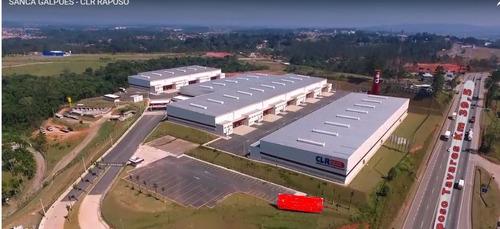 galpão logístico 1.307 m²  raposo tavares - 468