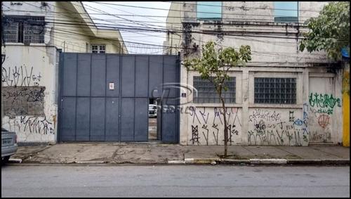 galpão - mooca - 1310m² - pc546