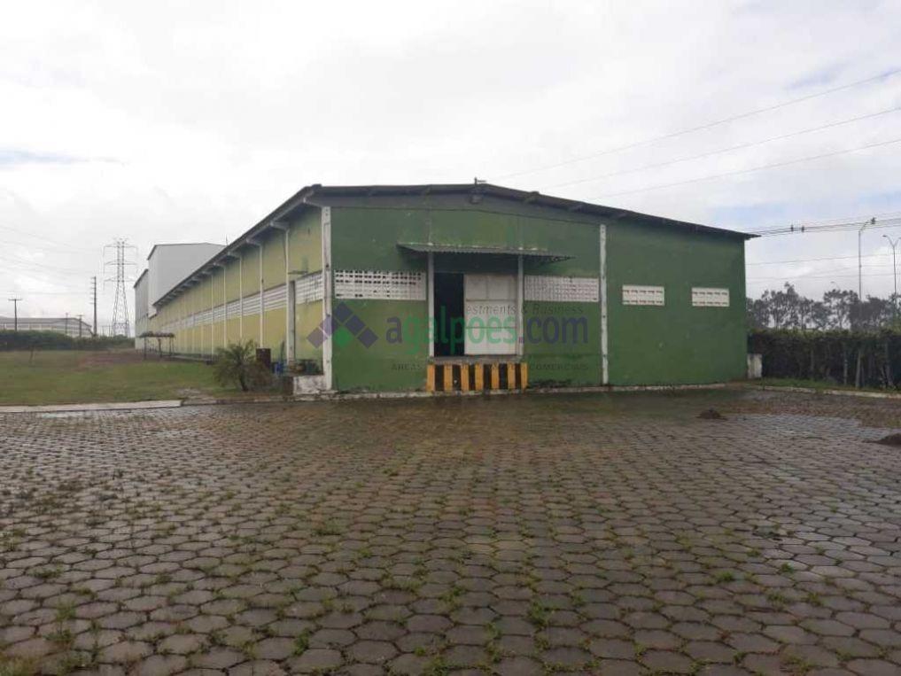 galpão na br 101 no conde excelente para fábricas e indústrias. - 1431