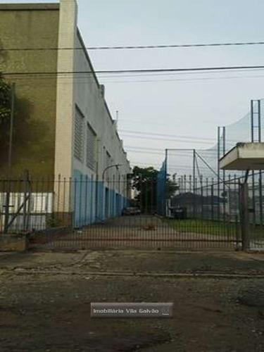 galpão na vila galvão - guarulhos - 3485-2