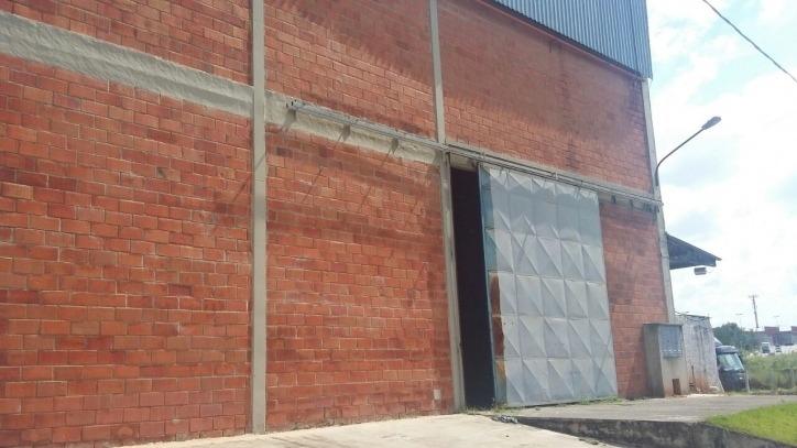 galpão na zona industrial - 75lc