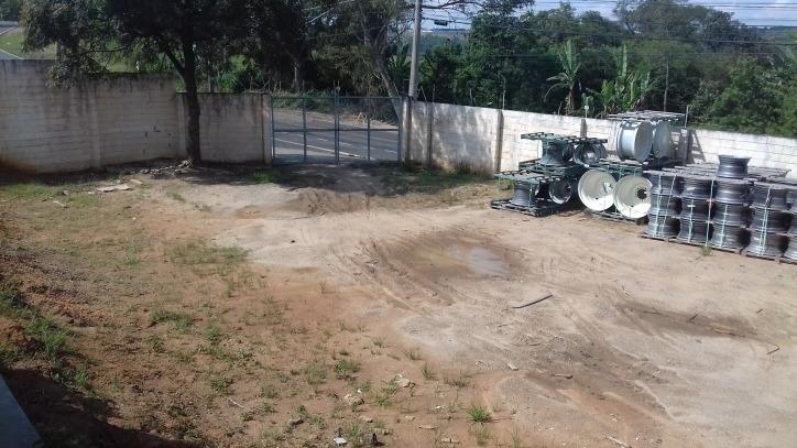 galpão no bairro éden - 91lc