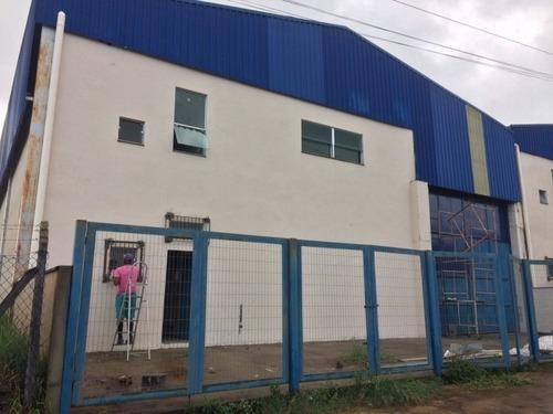 galpão no bairro iporanga - 129lc