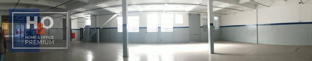 galpão novo - p/ alugar, 1.600 m² - r$ 32.000/mês - ipiranga - são paulo/são paulo - ga0169