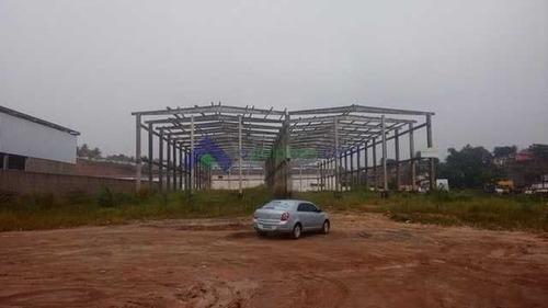 galpão novos com 2.250 m² na rodovia br 101 sul em cabo de santo agostinho - pe - 1231