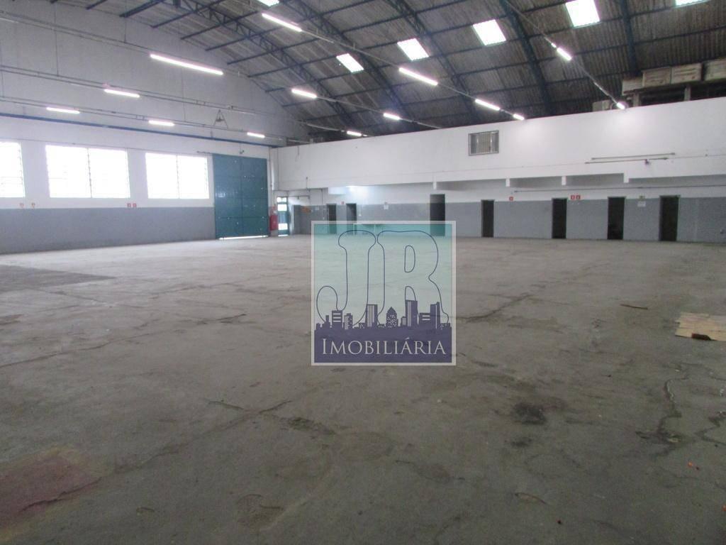 galpão para alugar, 1 m² por r$ 15.000/mês - cidade industrial satélite de são paulo - guarulhos/sp - ga0044