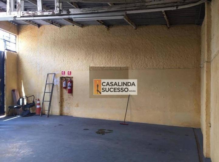 galpão para alugar, 110 m² por r$ 1.800/mês - vila guilhermina - são paulo/sp - ga0033