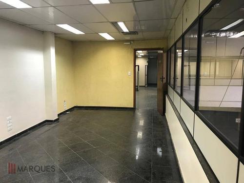 galpão para alugar, 1130 m² por r$ 15.000/mês - tatuapé - são paulo/sp - ga0002