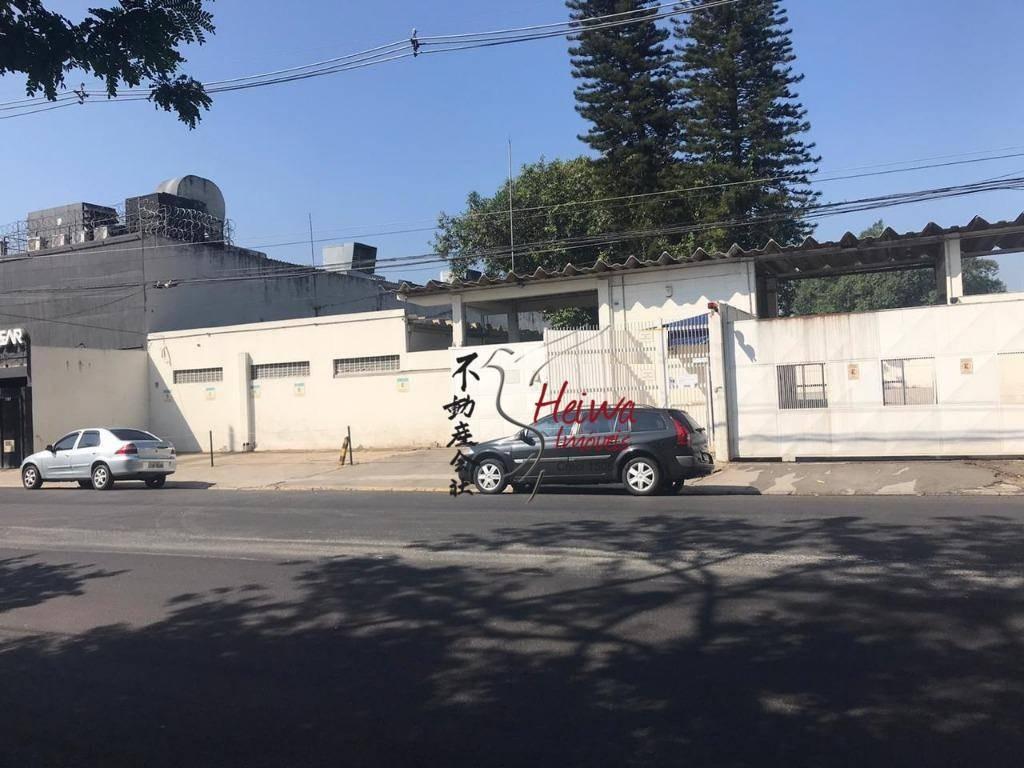 galpão para alugar, 11578 m² por r$ 290.000/mês - vila leopoldina - são paulo/sp - ga0061