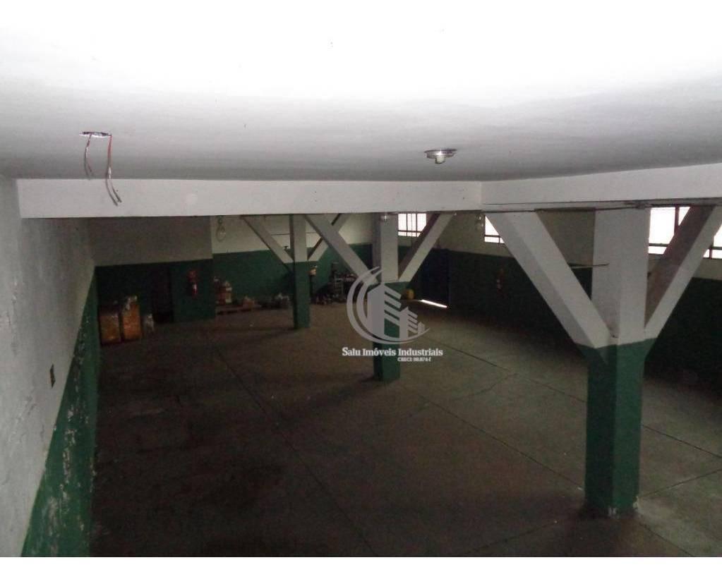 galpão para alugar, 1197 m² por r$ 12.000/mês - cidade industrial satélite de são paulo - guarulhos/sp - ga0355
