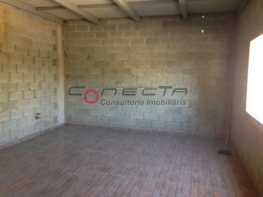 galpão para alugar, 1200 m² por r$ 20.000,00/mês - betel - paulínia/sp - ga0756