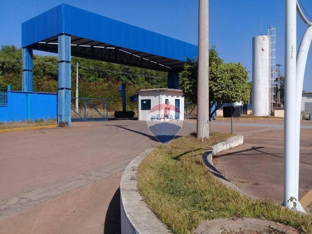 galpão para alugar, 1500 m² por r$ 15.000,00/mês - distrito industrial - cuiabá/mt - ga0017