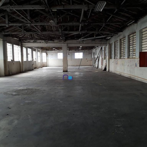 galpão para alugar, 16600 m² por r$ 180.000,00/mês - quarta parada - são paulo/sp - ga0607