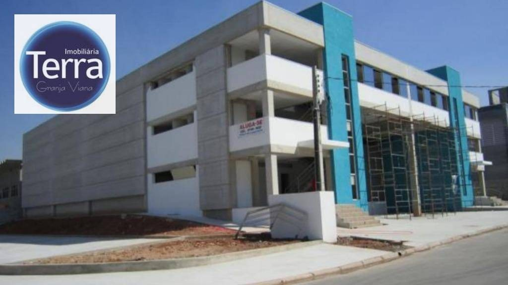 galpão para alugar, 1.700 m² por r$ 32.000/mês - polo industrial granja viana - cotia/sp - ga0141