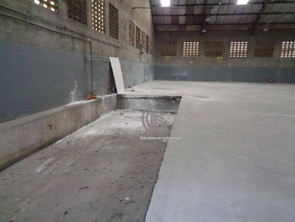 galpão para alugar, 1707 m²  - cidade industrial satélite de são paulo - guarulhos/sp - ga0261