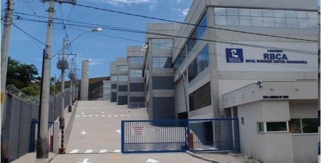 galpão para alugar, 1730 m² por r$ 52.008,00/mês - industrial anhangüera - osasco/sp - ga0058