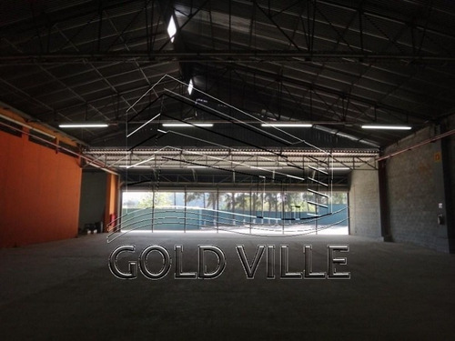 galpão para alugar, 1740 m² por r$ 32.500/mês - jardim helena - são paulo/sp - ga4373 - 33876033