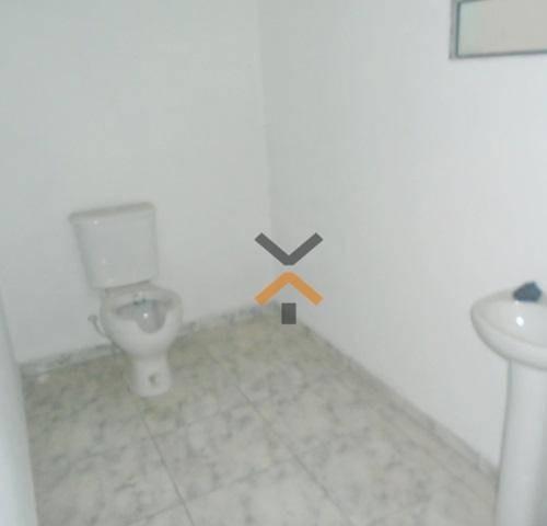galpão para alugar, 180 m² por r$ 4.500/mês - parque das nações - santo andré/sp - ga0002